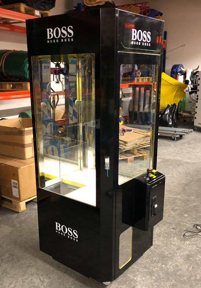 Event Branding Hugo Boss