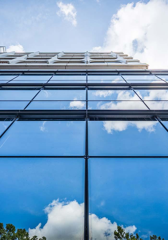 Gebäudefolien - Sonnen-, UV- und Blendschutzfolien